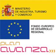 Fondo Europeo de desarrollo regional - Plan Avanza