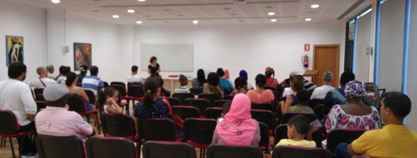 sesion informativa