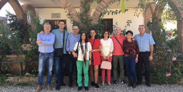 visita del CAD de Lorca