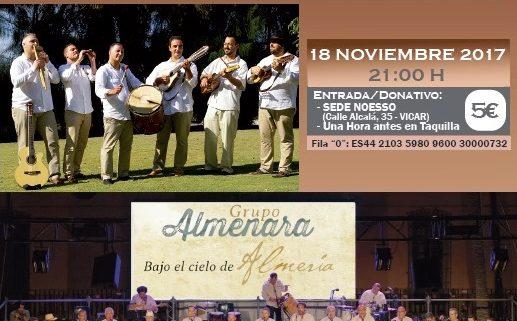 cartel concierto jacaranda