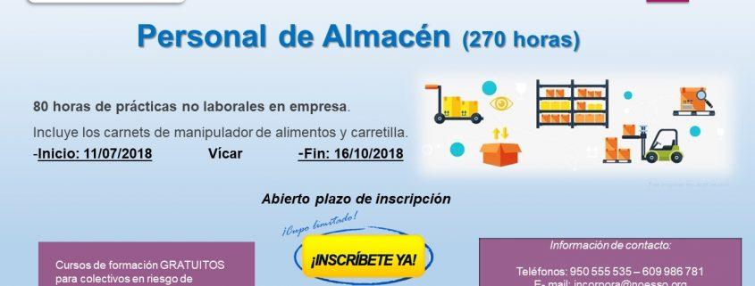 curso almeria