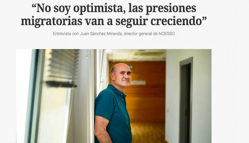 Entrevista a Juan La Voz de Almería