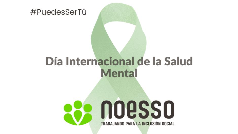Dia internacional de la salud mental - NOESSO